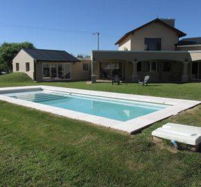 Casa +Cabaña en Country Campos del Virrey